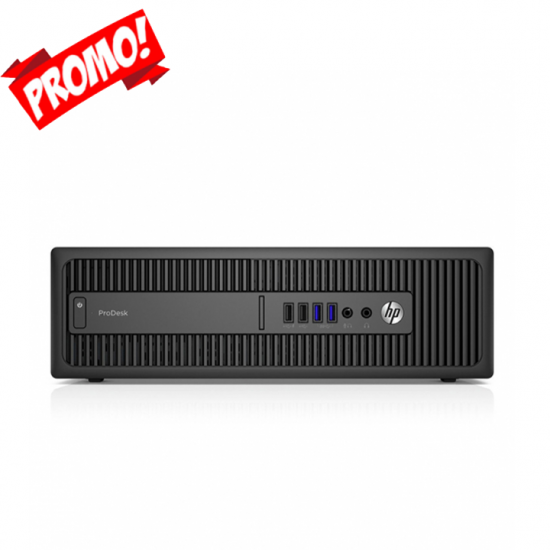 HP ProDesk 600 G2 SFF P-G4400 (Remis a Neuf)
