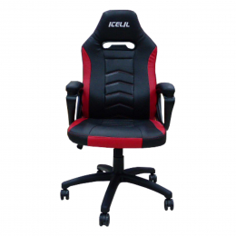 Gaming-Chaise ICELIL GK-0940 (Red)