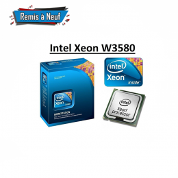Processeur Intel® Xeon® W3580 (Remis à neuf)